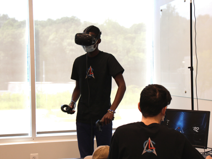 Build Your Own VR Camp